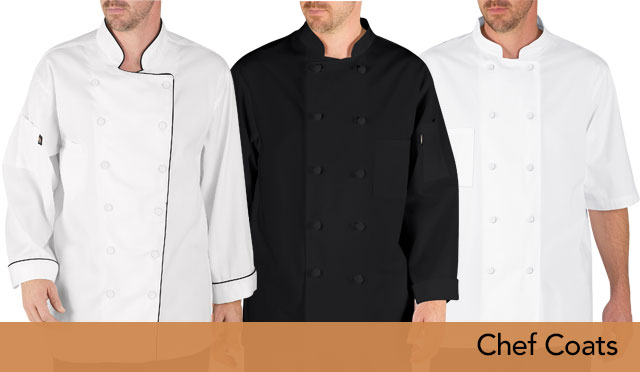Up to 20% Off Chef Jackets - For a limited time only