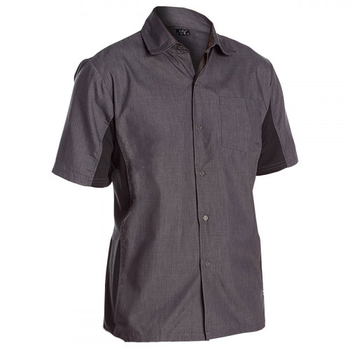 Chef Code Cool Breeze Work Shirt with Vent Panels on Sides