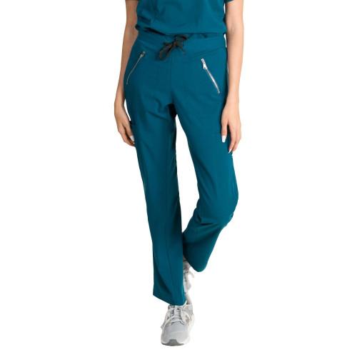 Medgear Women's Eden 6-Pocket Scrub Pants