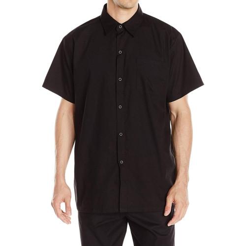 Chef Code Men's Basic Work Shirt CC125