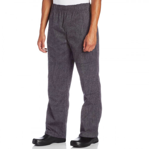 Chef Code Men's Double Knee Baggy Chef Pant