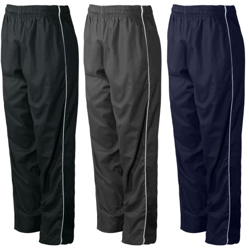 Chef Code Baggy Chef Pants with Single White Stripe