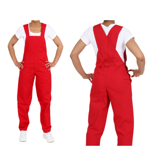 Medgear Lightweight Overalls All Around Use 100% Cotton
