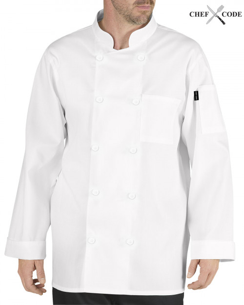 Chef Code Stephano Classic Chef Coat / Jacket