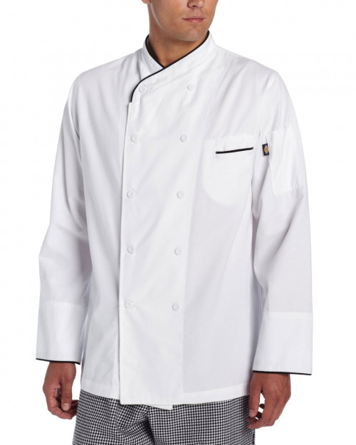 Dickies Chef 100% Egyptian Cotton Chef Coat