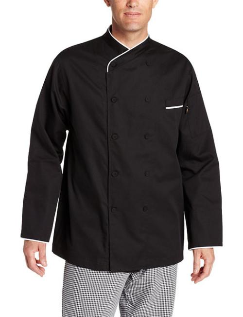 Dickies Moreno Chef Coat 100% Cotton Executive Jacket