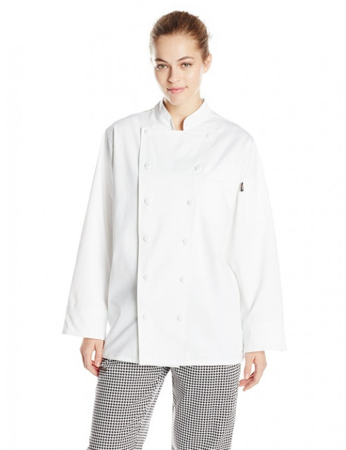 Dickies Chef Anabella Womens Executive Chef Coat