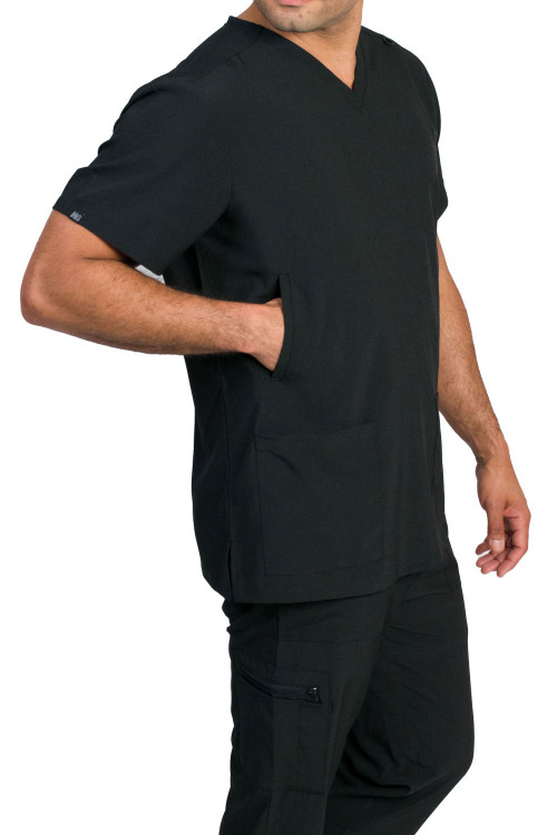 Medgear Denver Men's 5-Pocket Handwarmers Top