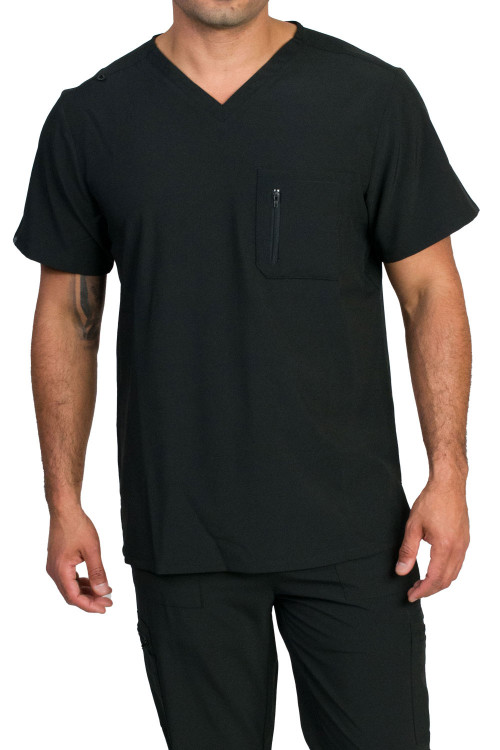 Medgear Anderson Men's 2-Pocket Chest Top