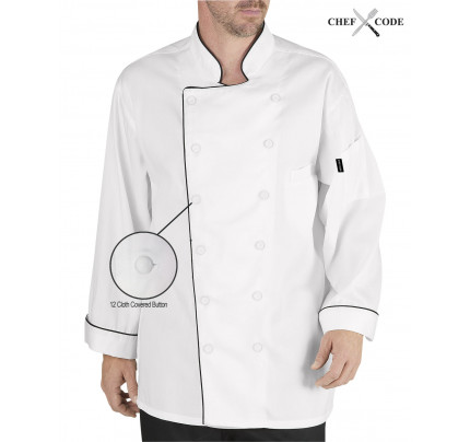 Chef Code Bruno Executive Chef Coat / Jacket