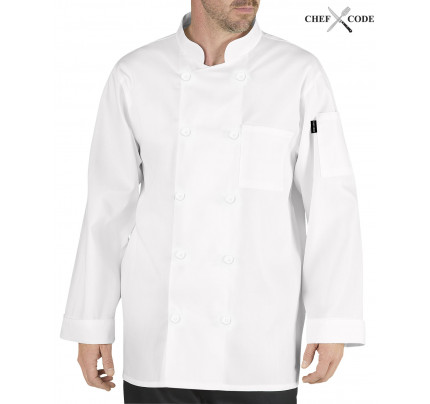 Chef Code Stephano Classic Chef Coat / Jacket