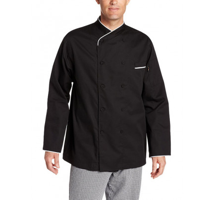 Dickies Moreno Chef Coat 100% Cotton Executive Jacket