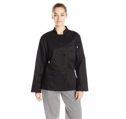 Dickies Bettina Women's Chef Coat / Chef Jacket