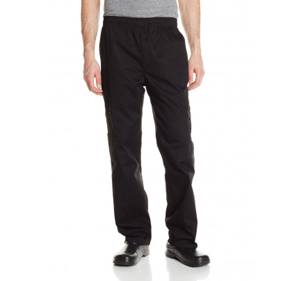 Dickies Chef Double Zip Cargo Chef Pants