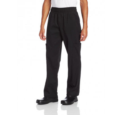 Dickies Chef Unisex Baggy Cargo Chef Pants