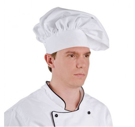 Dickies Adjustable Chef Hat for Men and Women